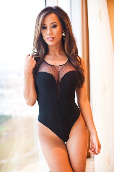Las Vegas Models > Jen Mateo